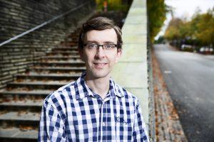 Peter Beelen, Professor MSO in the Algebra group at the Technical University of Denmark